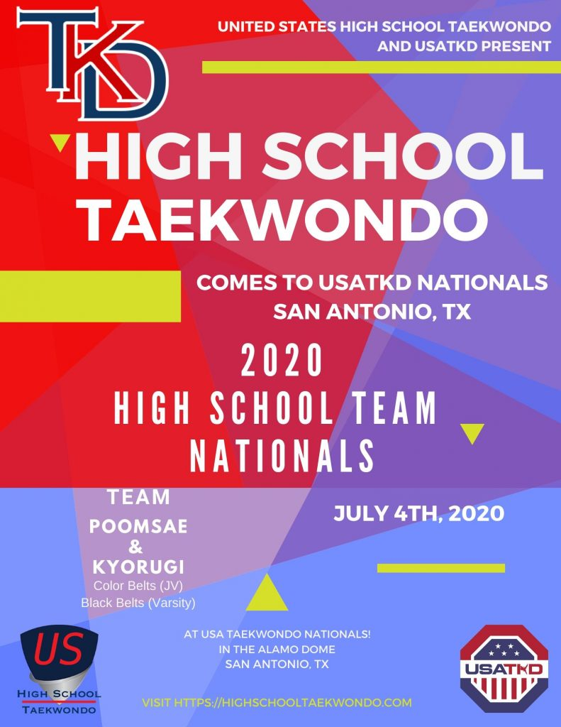 2019 High School Team Nationals